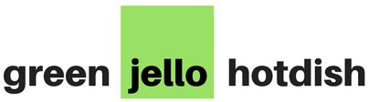 Green Jello Hotdish